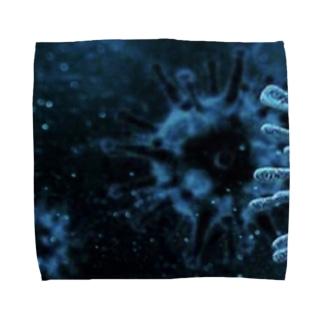 Lost'knotの君…もしかしてサ○ヤ人? Towel handkerchiefs