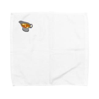ソースポッド Towel handkerchiefs