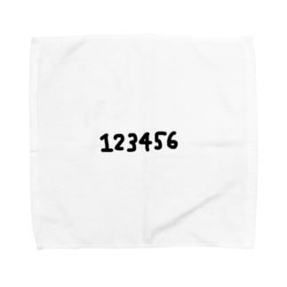 一二三四五六 Towel handkerchiefs
