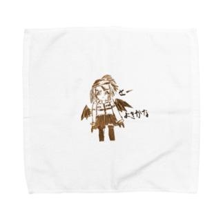さー、よきかなー Towel handkerchiefs