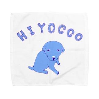 ひよっこ Towel handkerchiefs