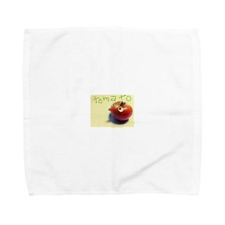 トマトさん Towel handkerchiefs