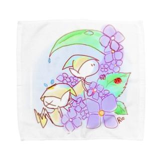コビト Towel handkerchiefs