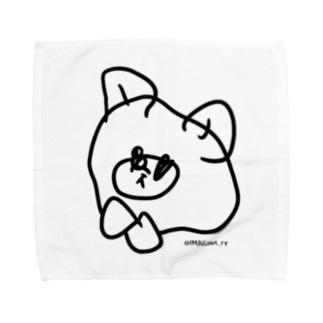 くまのジョセフシリーズ【ノーマル】 Towel handkerchiefs