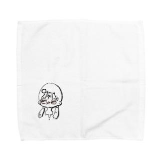 Melt girl Towel handkerchiefs