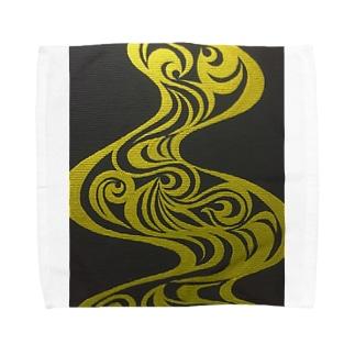 紋様 Towel handkerchiefs