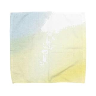 訪れ Towel handkerchiefs