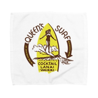QUEEN'S SURF Towel handkerchiefs