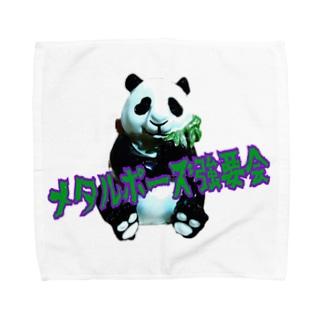 メタルポーズ強要会 Towel handkerchiefs