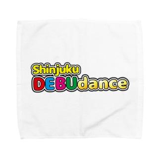 shinjuku DEBUdance公認グッズ Towel handkerchiefs