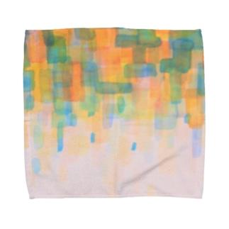 color formed 2 ☆ 色のしぐさ Towel handkerchiefs