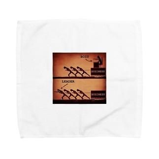 BOSS Towel handkerchiefs