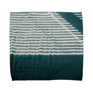 Summer Daylight Coming Towel handkerchiefs