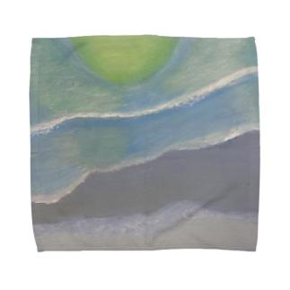 moon river グッズ Towel handkerchiefs
