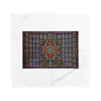 胎蔵界曼荼羅 Towel handkerchiefs