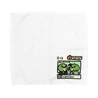 メジニュース Towel handkerchiefs
