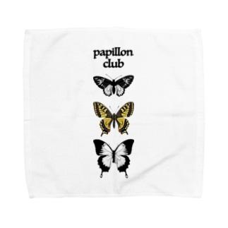 papionn club Towel handkerchiefs