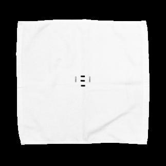ASMRのこの世界を救うために Towel handkerchiefs