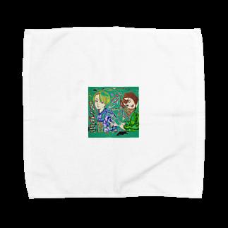 nGPのbluem boy &girl Towel handkerchiefs