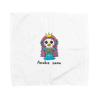 あまびえさま Towel handkerchiefs