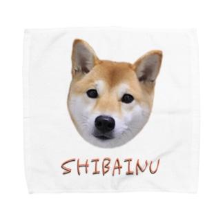 kawaii柴犬・改 Towel Handkerchief