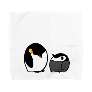 まんまるペンギン Towel handkerchiefs