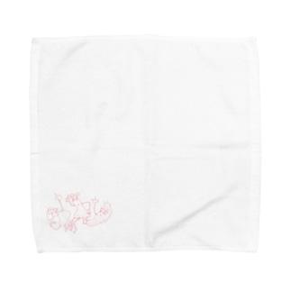 ダンシング明太子 Towel handkerchiefs