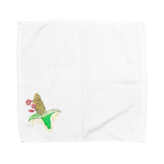 ビックリとうきび Towel handkerchiefs