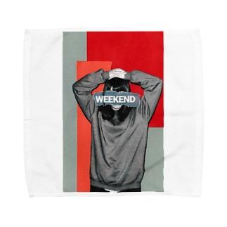 待ち焦がれて Towel handkerchiefs