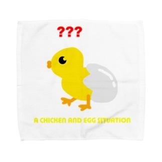 ぴよ子ちゃん Towel handkerchiefs