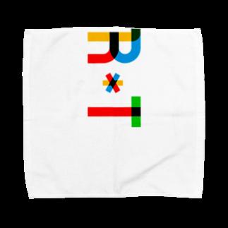 marikiroのRT initial Towel handkerchiefs