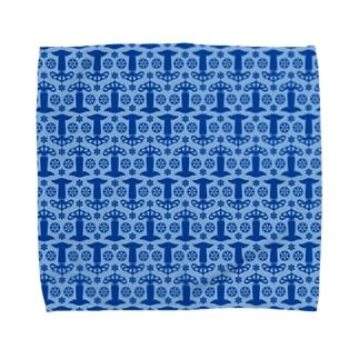 トビイカ Towel handkerchiefs