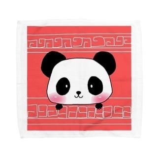 大熊猫 Towel handkerchiefs