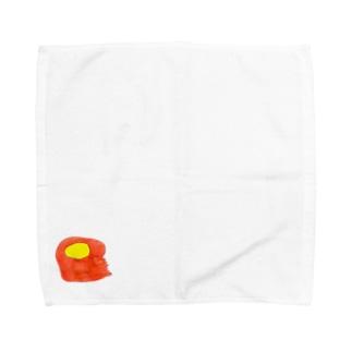 ガムテープ Towel handkerchiefs