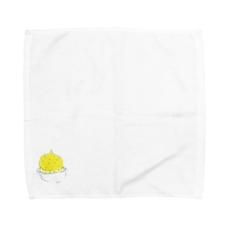 レモンサワー頼んだ時のやつ Towel handkerchiefs