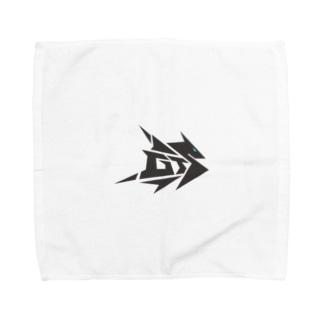 GTSロゴVer Towel handkerchiefs