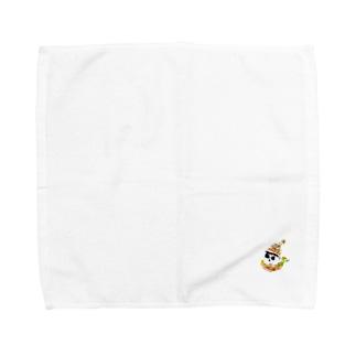 おぢさん Towel handkerchiefs