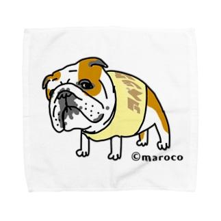 maroco's roomの銀次郎 Towel handkerchiefs