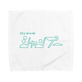 TEAROOMシャンプー Towel Handkerchief