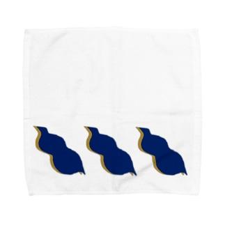 枝豆好きのための Towel handkerchiefs