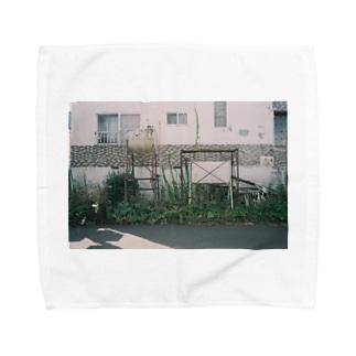 タンクアンドタンク Towel handkerchiefs