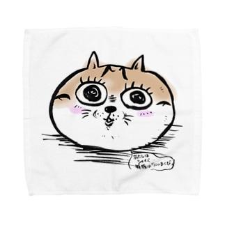 和美猫祭シェイミ嬢 Towel handkerchiefs