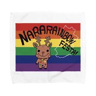 奈良レインボー限定トートバッグ Towel handkerchiefs