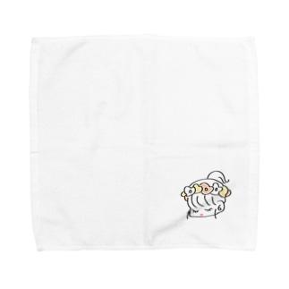 花かんむり Towel handkerchiefs
