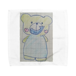 こぐまくん Towel handkerchiefs