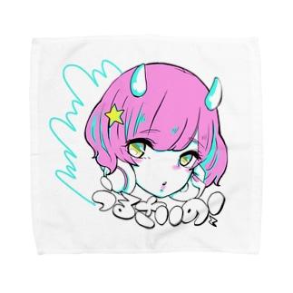 うるさいの! Towel handkerchiefs