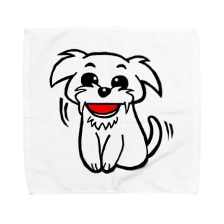 カナちゃん Towel handkerchiefs