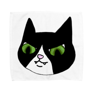 白足袋福蔵 Towel handkerchiefs