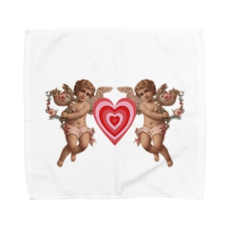 ANGEL LOVE -jazlin Towel handkerchiefs