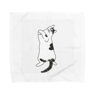 ぼて子くん Towel handkerchiefs